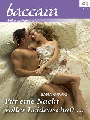 cover image of Für eine Nacht voller Leidenschaft