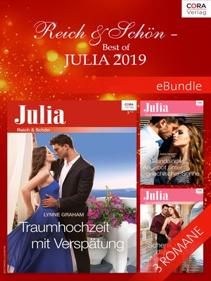 cover image of Reich & Schön--Best of Julia 2019