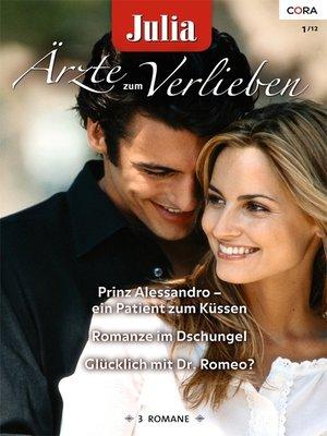 cover image of Julia Ärzte zum Verlieben Band 45
