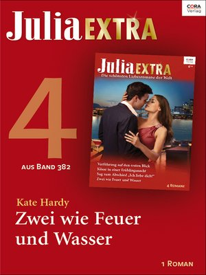 cover image of Julia Extra Band 382—Titel 4