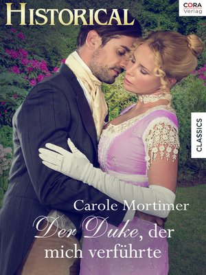cover image of Der Duke, der mich verführte