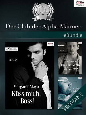 cover image of Der Club der Alpha-Männer