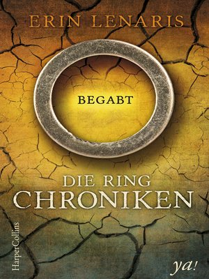 cover image of Die Ring-Chroniken--Begabt
