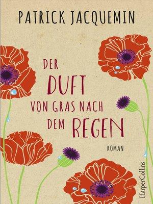 cover image of Der Duft von Gras nach dem Regen