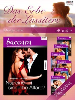 cover image of Das Erbe der Lassiters--7-teilige Serie
