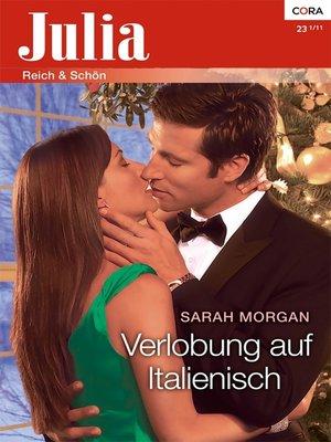 cover image of Verlobung auf Italienisch