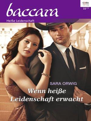 cover image of Wenn heiße Leidenschaft erwacht