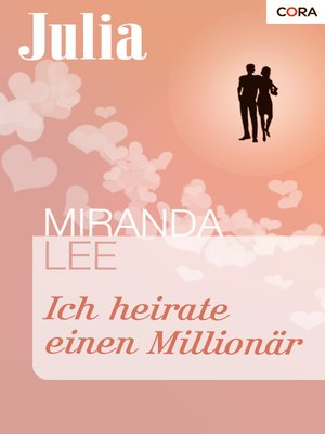 cover image of Ich heirate einen Millionär