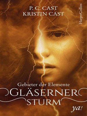 cover image of Gebieter der Elemente--Gläserner Sturm