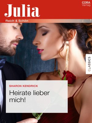 cover image of Heirate lieber mich!
