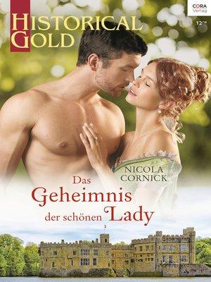 cover image of Das Geheimnis der schönen Lady