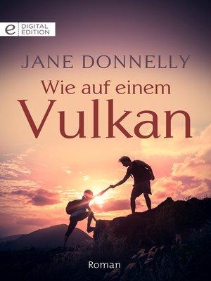 cover image of Wie auf einem Vulkan