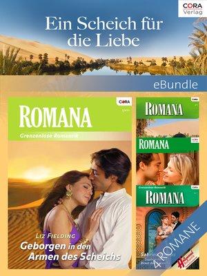 cover image of Ein Scheich für die Liebe