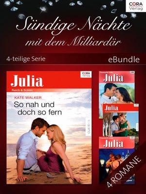 cover image of Sündige Nächte mit dem Milliardär (4-teilige Serie)