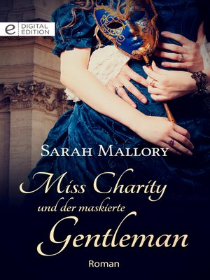cover image of Miss Charity und der maskierte Gentleman
