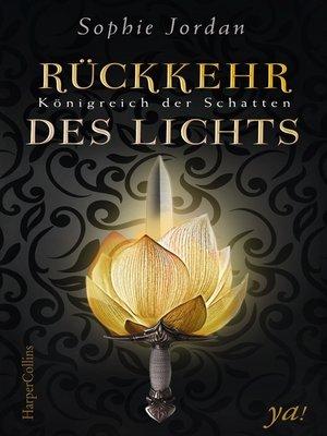 cover image of Königreich der Schatten--Rückkehr des Lichts