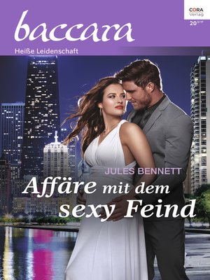 cover image of Affäre mit dem sexy Feind