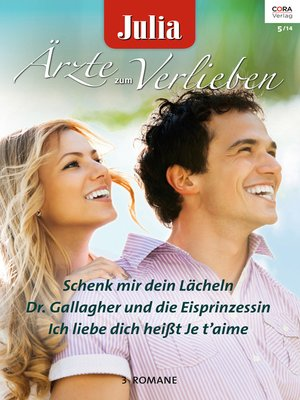 cover image of Julia Ärzte zum Verlieben Band 67