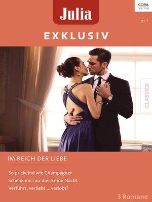 cover image of Julia Exklusiv, Band 281