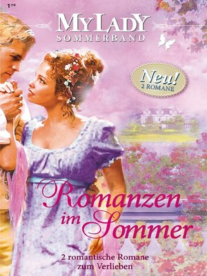 cover image of MyLady Sommerband Band 03
