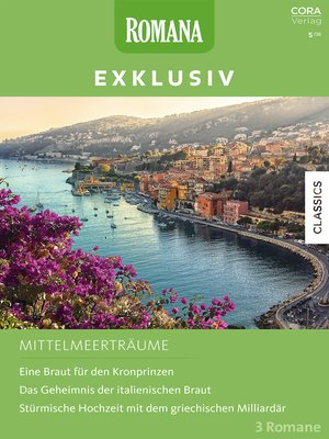 cover image of Romana Exklusiv Band 322