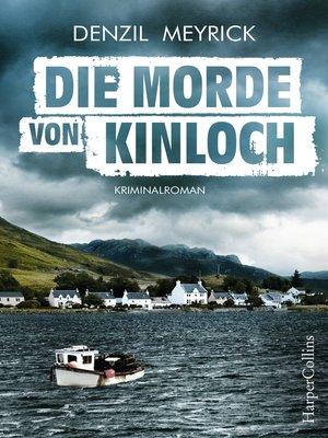 cover image of Die Morde von Kinloch