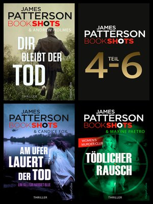 cover image of James Patterson Bookshots--Teil 4-6