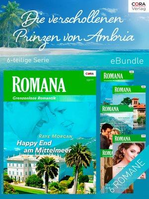 cover image of Die verschollenen Prinzen von Ambria (6-teilige Serie)