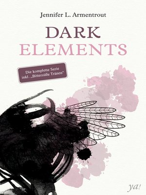 cover image of Dark Elements--die komplette Serie