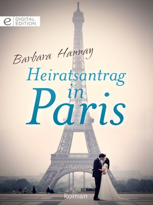 cover image of Heiratsantrag in Paris