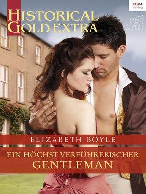 cover image of Ein höchst verführerischer Gentleman