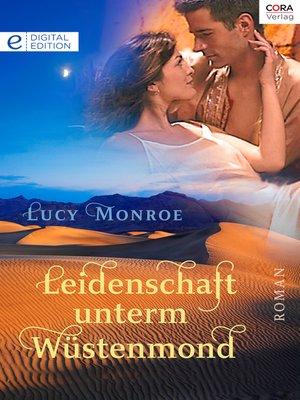 cover image of Leidenschaft unterm Wüstenmond