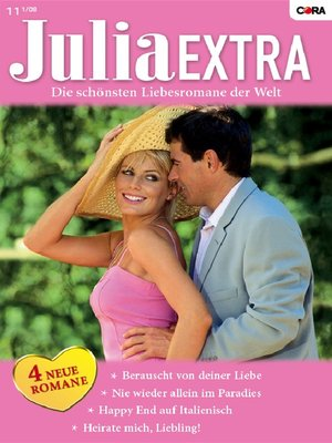 cover image of Julia Extra Band 0287