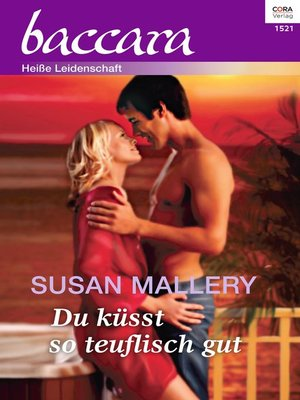 cover image of Du küsst so teuflisch gut
