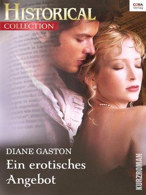 cover image of Ein erotisches Angebot