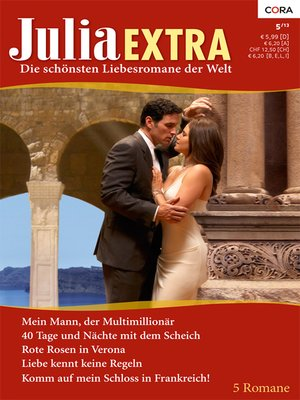 cover image of Julia Extra Band 364