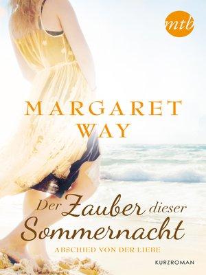 cover image of Abschied von der Liebe