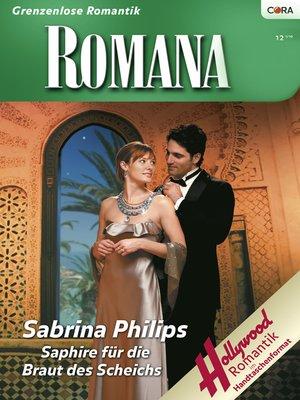 cover image of Saphire für die Braut des Scheichs