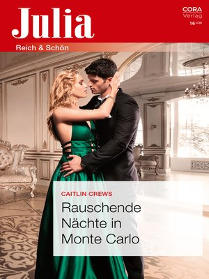 cover image of Rauschende Nächte in Monte Carlo