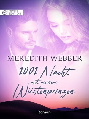 cover image of 1001 Nacht mit meinem Wüstenprinzen