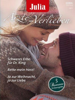cover image of Julia Ärzte zum Verlieben Band 146