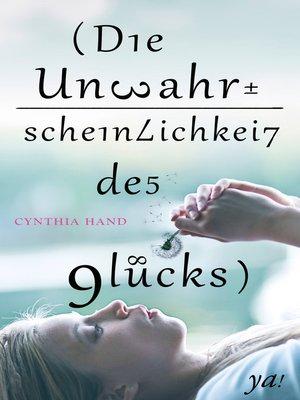 cover image of Die Unwahrscheinlichkeit des Glücks