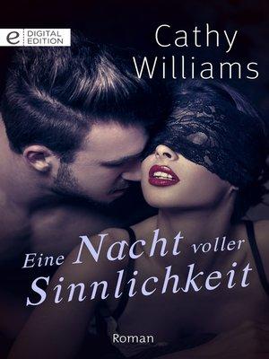 cover image of Eine Nacht voller Sinnlichkeit