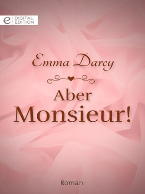 cover image of Aber Monsieur!