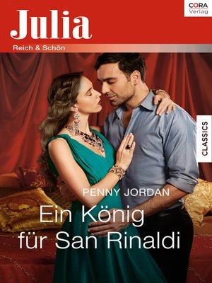 cover image of Ein König für San Rinaldi