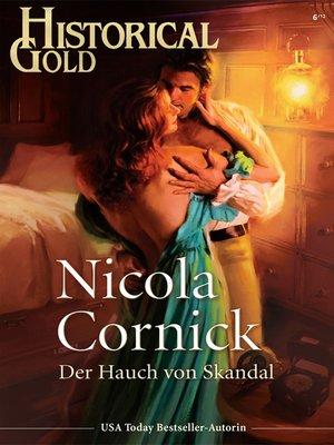 cover image of Der Hauch von Skandal