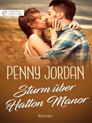 cover image of Sturm über Hatton Manor
