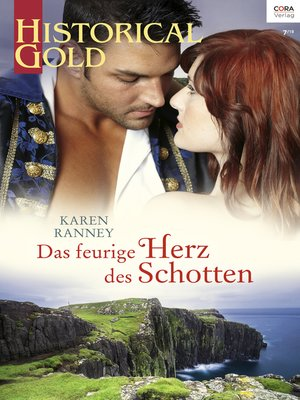 cover image of Das feurige Herz des Schotten