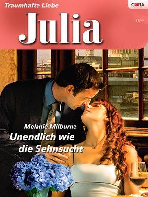 cover image of Unendlich wie die Sehnsucht