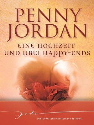 cover image of Eine Hochzeit und drei Happy-Ends